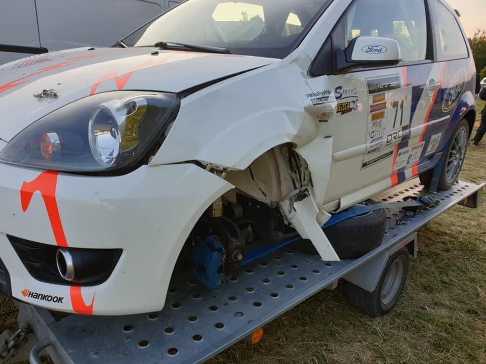 Team Lang/Zettl – Saisonstart bei der Hunsrück Junior Rallye